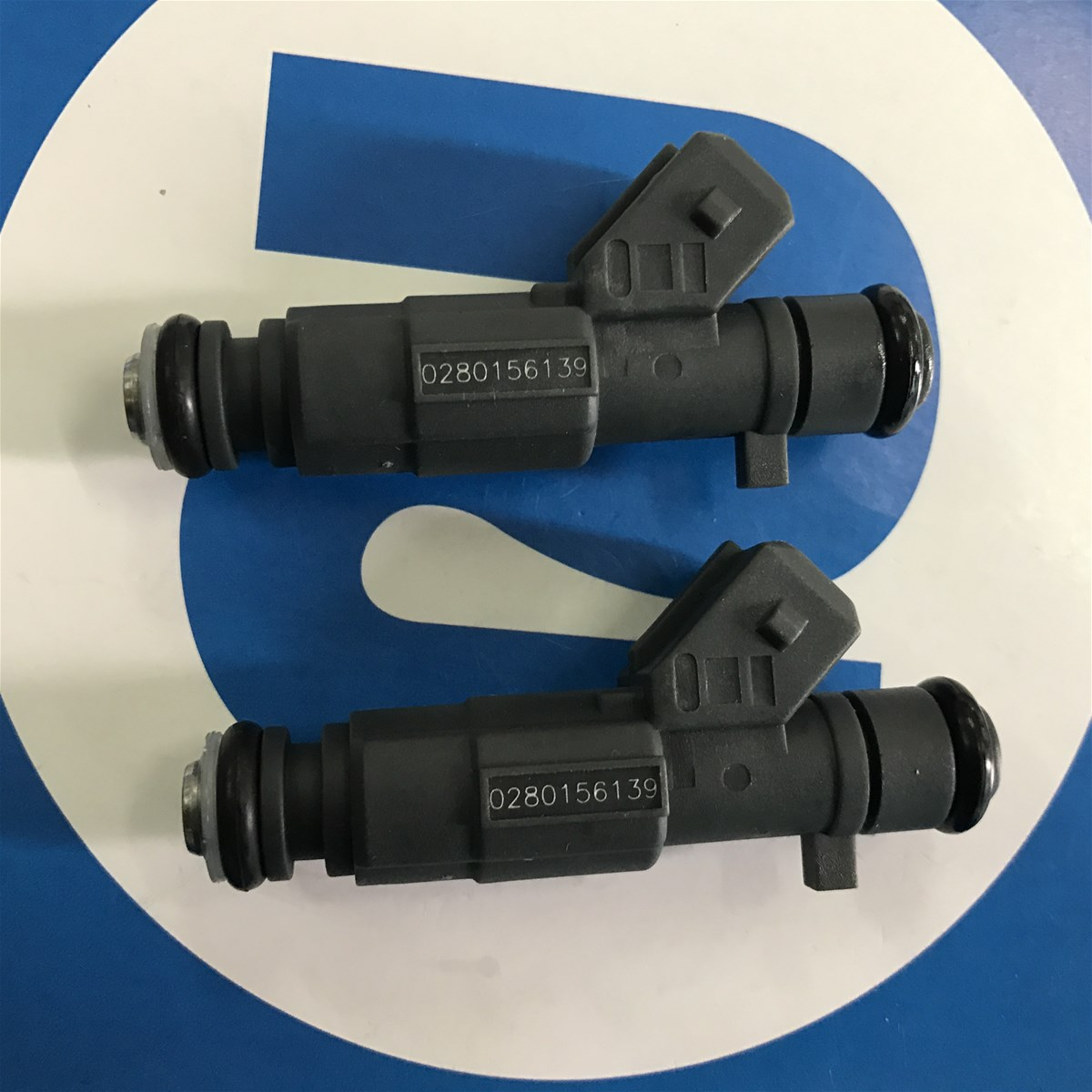 Fuel Injector PEUGEOT 206 307 CITROEN C4 1984F3 0280156139