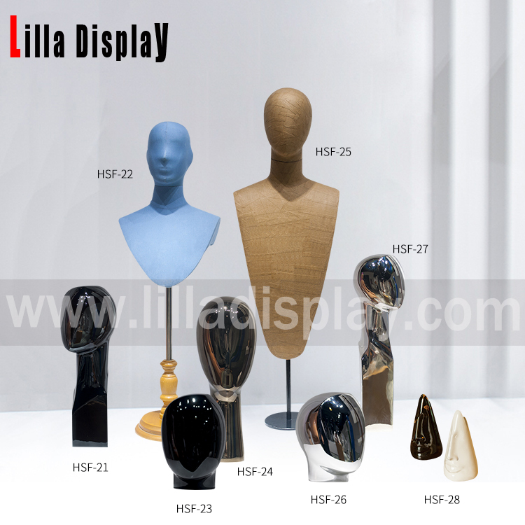 LILLADISPLAYunique designed hatcap store display stand fixture collection HSF