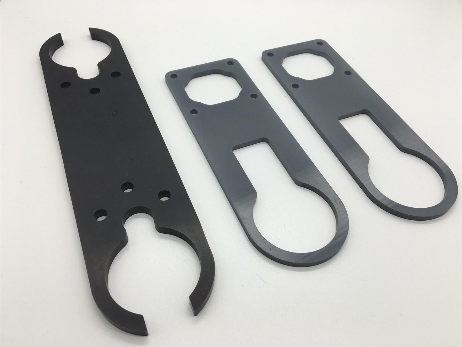 Silicon nitride ceramic structural parts