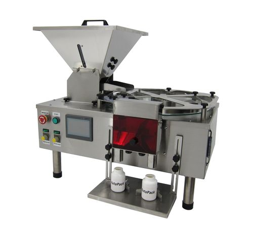 Tabletop Tablet Capsule Counting Machine TC100