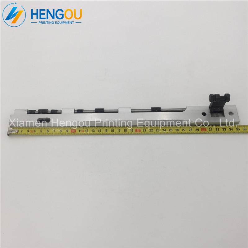 1 piece high quality Heidelberg Windmill Gripper Bars width30mm Length353mm