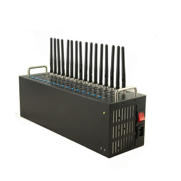 4g multi sim sms modem pool high speed 16 ports bulk sms sending modem