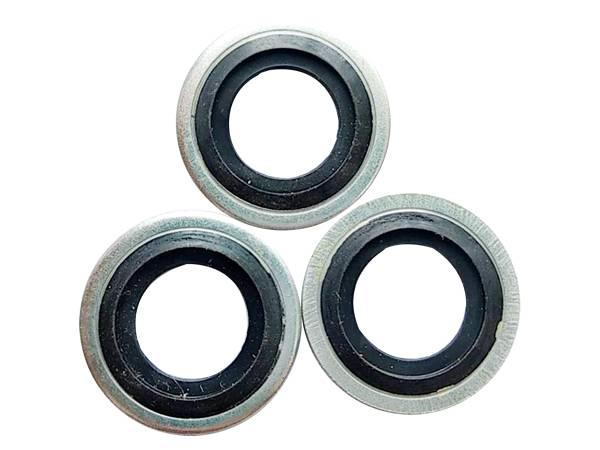 Spiral Wound Gasket Good SemiMetallic Sealing in Extreme Environment
