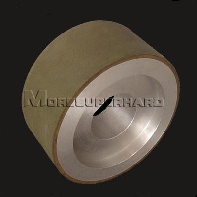 Centerless Diamond Grinding Wheel for peripheral grinding of workpieces