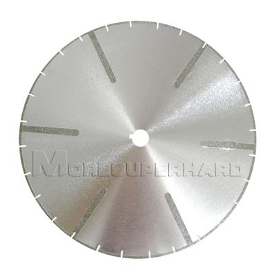 Electroplated Diamond Cutting Blades Discs