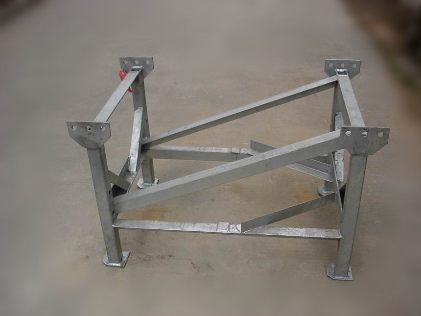Fabrication steel mechanical Parts