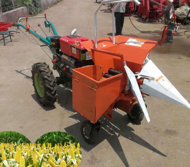 International Harvester Corn Binder