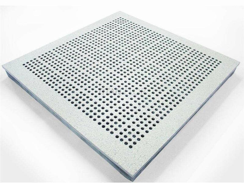 The aluminum alloy raised floor access floor blind panel