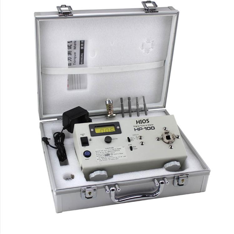 Hios Digital Torque Meters HP100 Electric Digital Torque Meter Screwdriver Wrench Measure Torsion Meter Tester