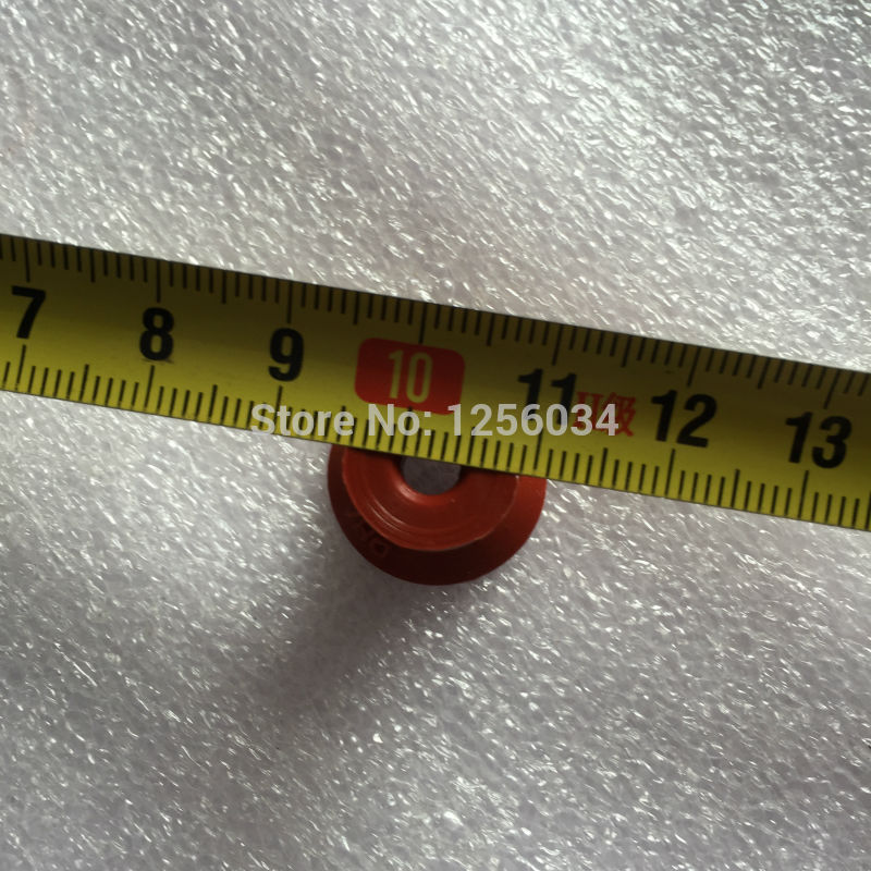 50 pieces red sucker for Heidelberg Stitch master ST3001 Silicone material