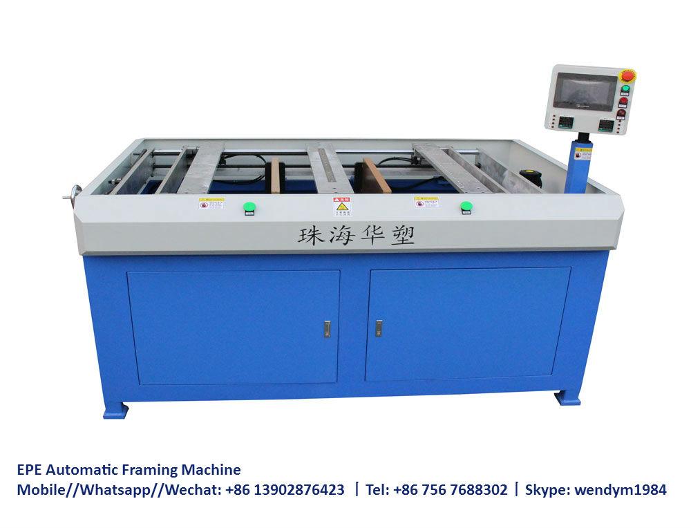 EPE foam Automatic Framing Machine