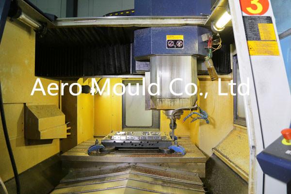 Professional custom engineering part plastic mould