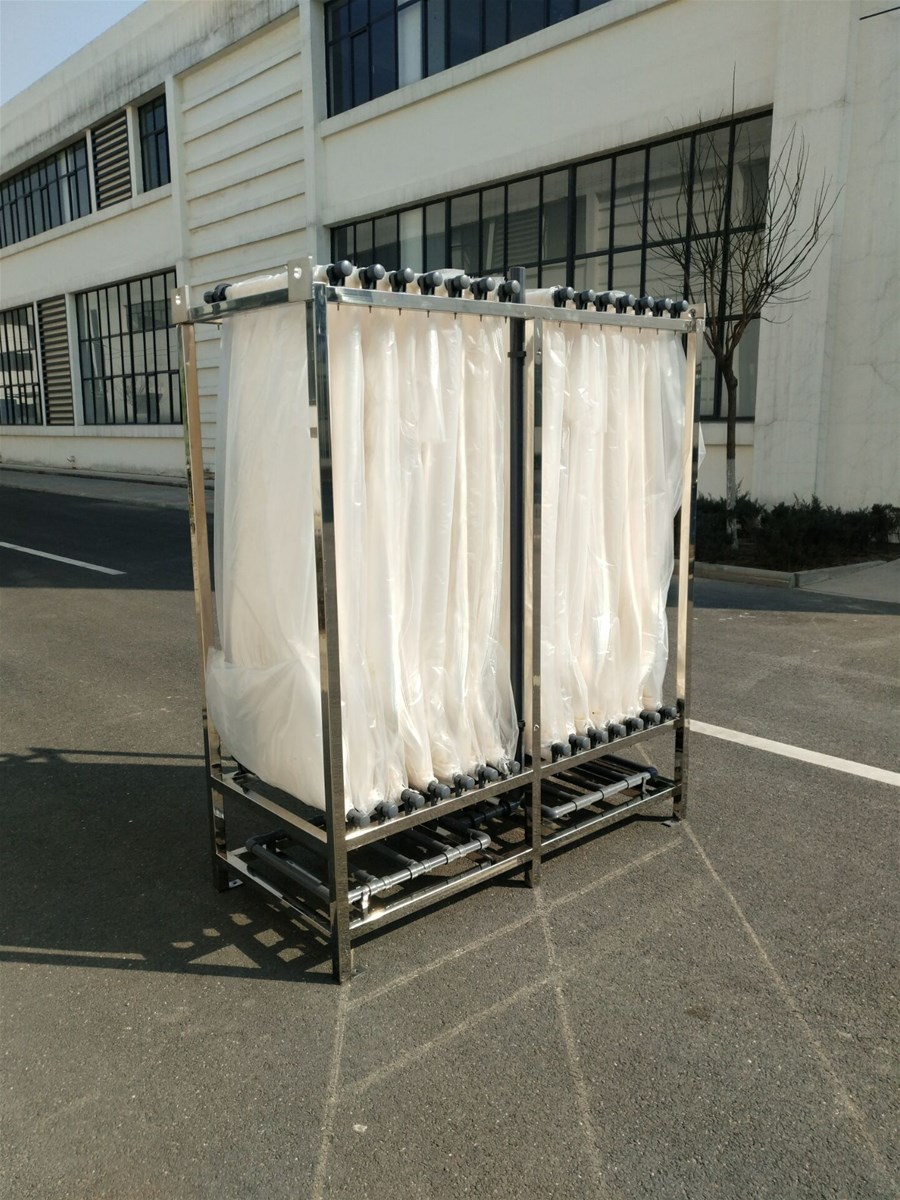 Hollow Fiber Ultra Filtration Membrane MBR Membrane Bioreactor Waste Water Filter