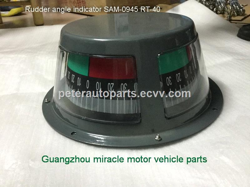 Rudder Angle indicators Marine navigation equiptment Rudder angle indicator complete system