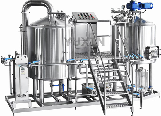 home brewing equipment micro beer brewery 100l