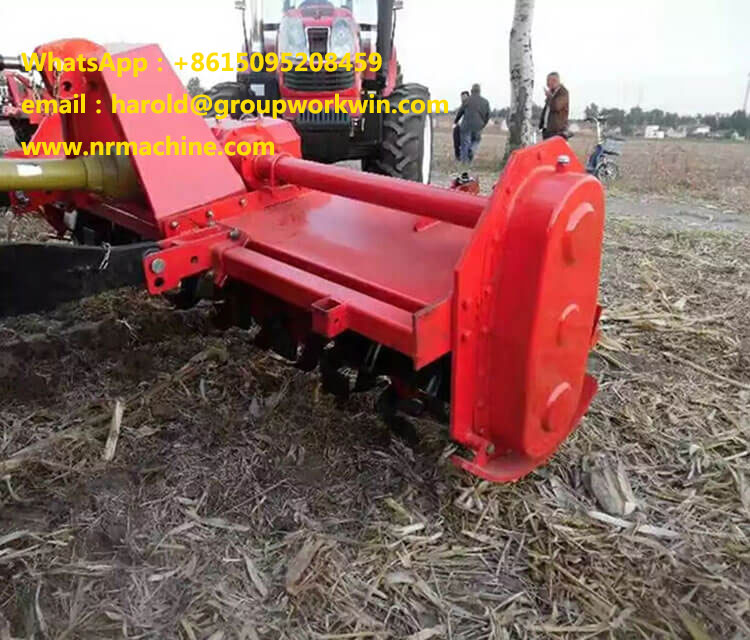Rotary Tiller for Farming and AgriculturalFarm Use Rotary Tiller