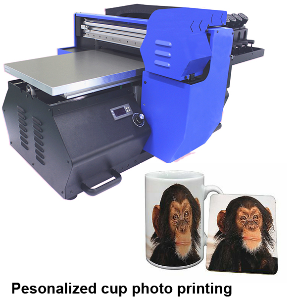 Personalized Cup Animal Photo Printing Machine