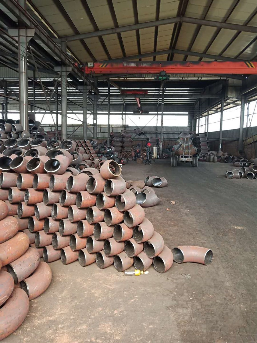 Direct selling of carbon Steel Elbow Factory