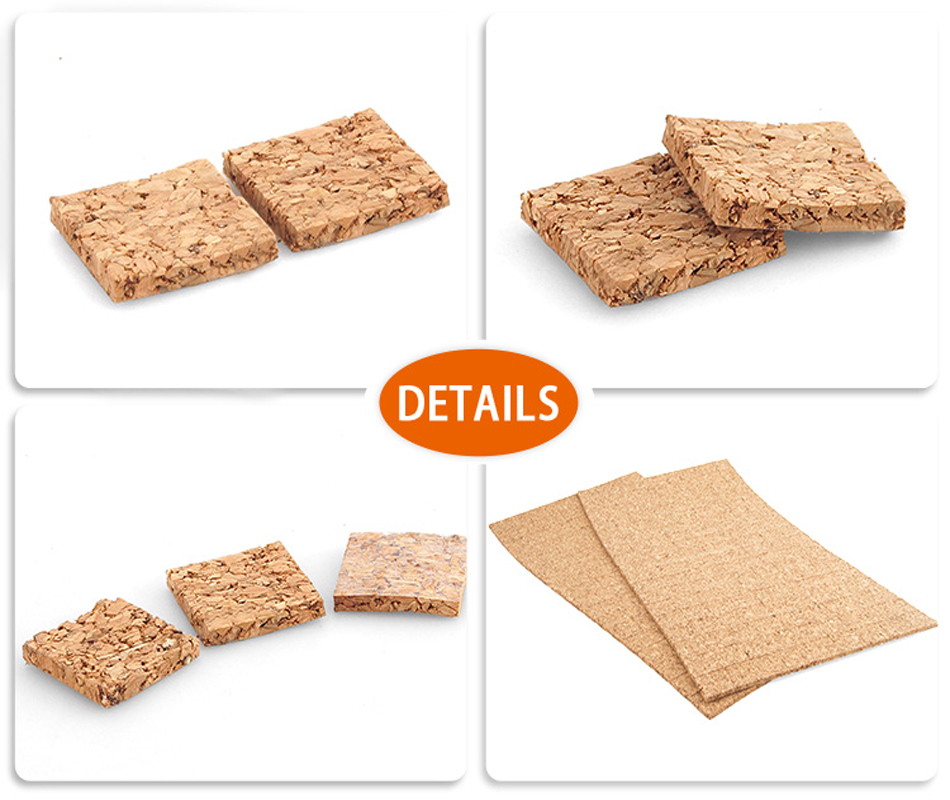 Cork Pad for Glass Separating and Glass Protection