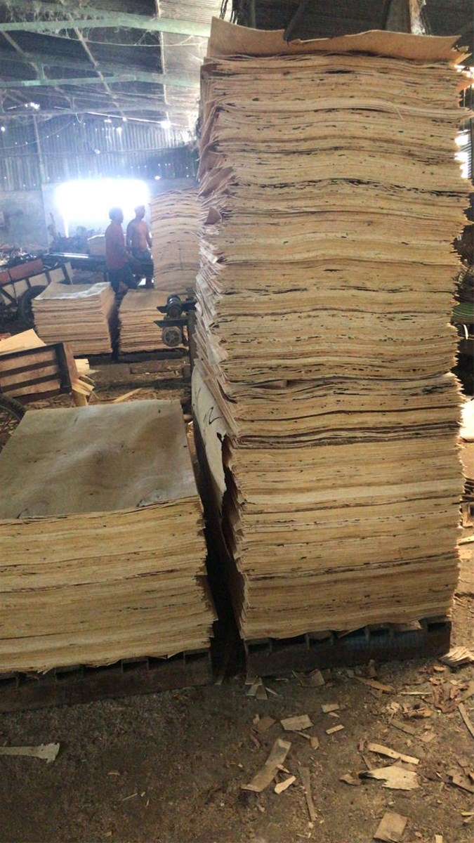 sellling rubber core veneer from viet nam
