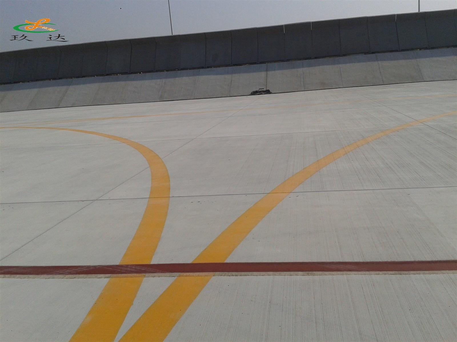 MMA TwoComponent Concrete Pavement Marking Material MMA Cold Plastic