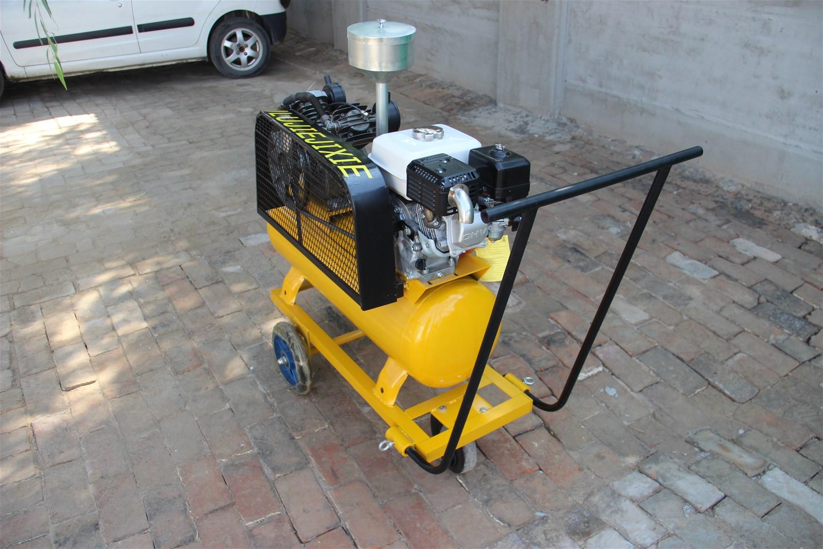 Primer Spraying Machine Use In Road Marking