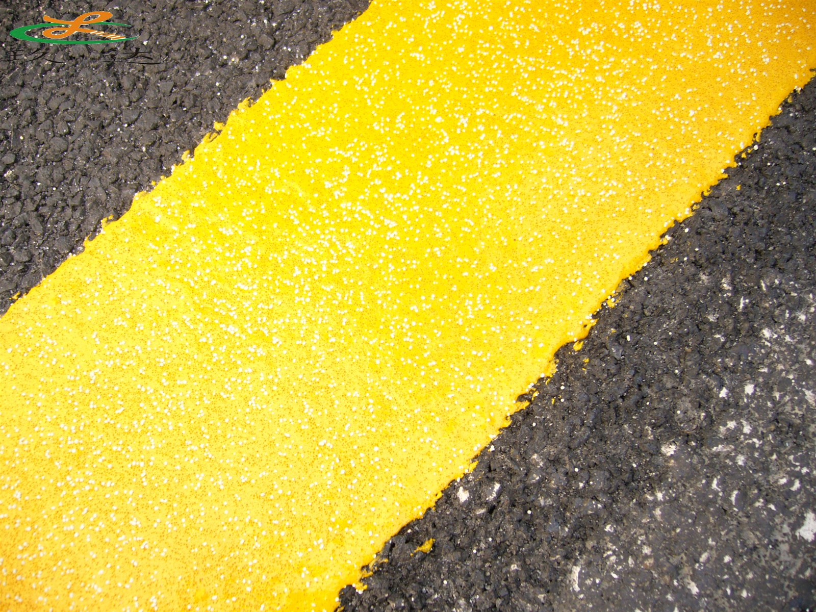 Thermoplastic ScreedExtrusion Pavement Marking Material