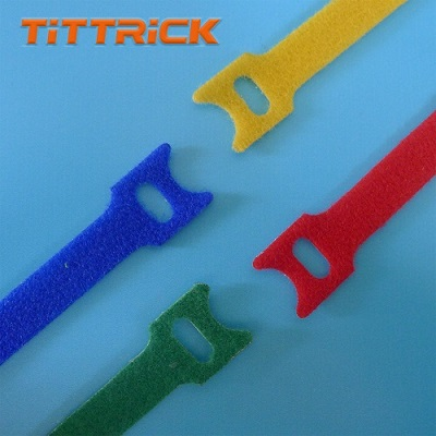 Tittrick Magic EasytoUse Cable Ties Reusable Hook and Look