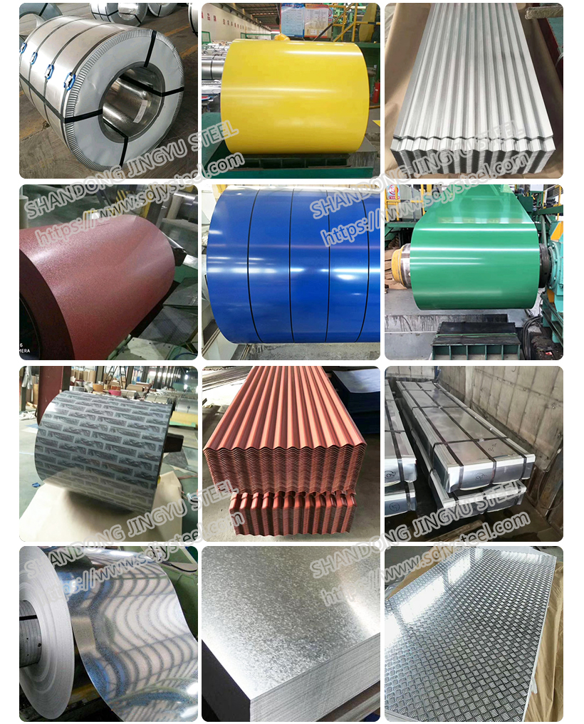 China Manufacture Galvanized Steel Strip