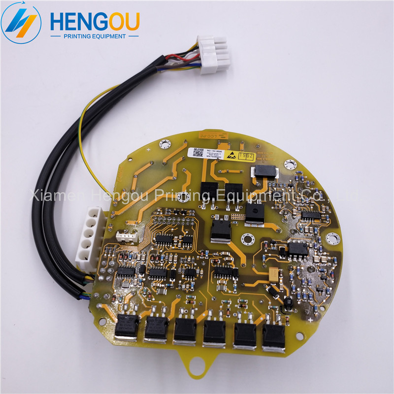 2 pcs G3G125AA2001 5P Port Board 007863226 circuit board Blower Internal Drive Board for offset Printer M21449696