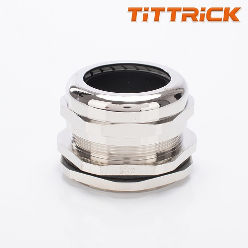Tittrick Connector Gland Metal Flexible Conduit Cable Gland