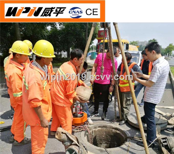 2 inch big capacity hydraulic trash pump