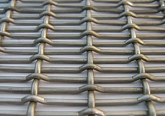 Rectangular Opening Crimped Wire Mesh Features Applications