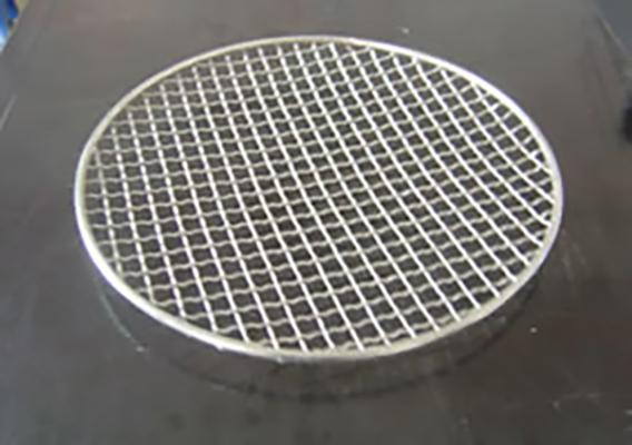 PreCrimped Wire Mesh as Barbecue Grill Netting