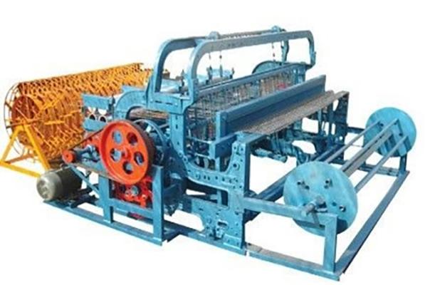 SemiAutomatic Wire Mesh Crimping Machine Description