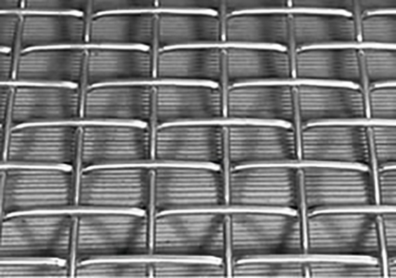 Crimped Wire Mesh Types Heavy and Light Crimped Mesh