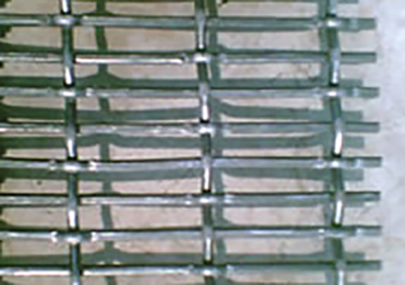PreCrimped Wire Mesh with Extra Length