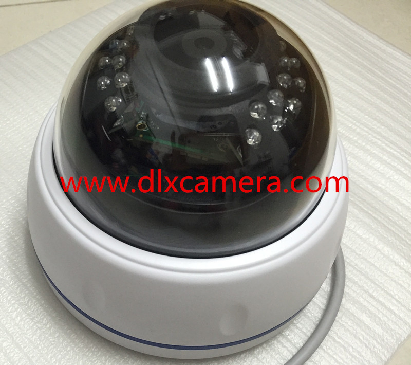 4inch Metal housing Vandal proof IP IR30 Day and night vision Dome camera 4inch outdoor waterproof IP IR dome camera