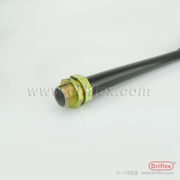 Driflex indutrial installations and wire protection metallic flexible conduit
