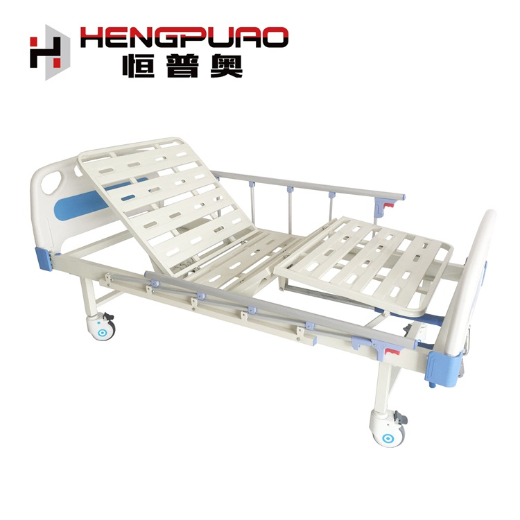 disabled bed equipment hospital furniture manual normal patient bed with king size