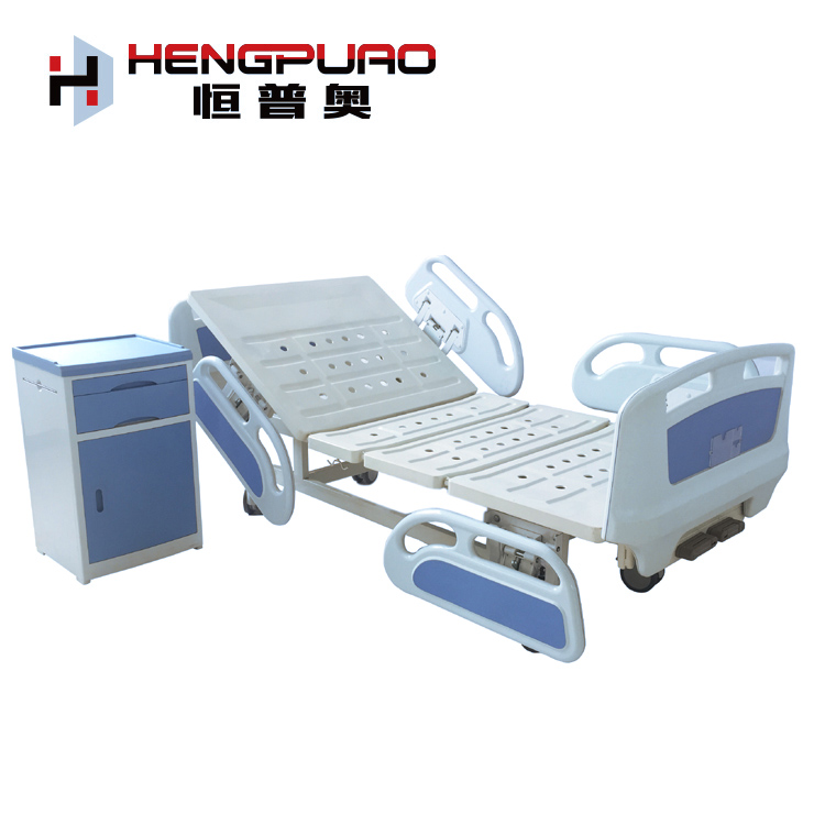 factory price elderly care hospital furniture disabled nursing bed for sale