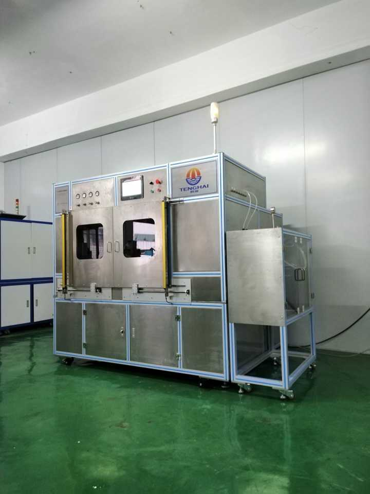 Automatic Auto Spray Coater Machine PCB Solder Mask Processing Photosensitive Ink Spray Coating Equipment Manufacturer