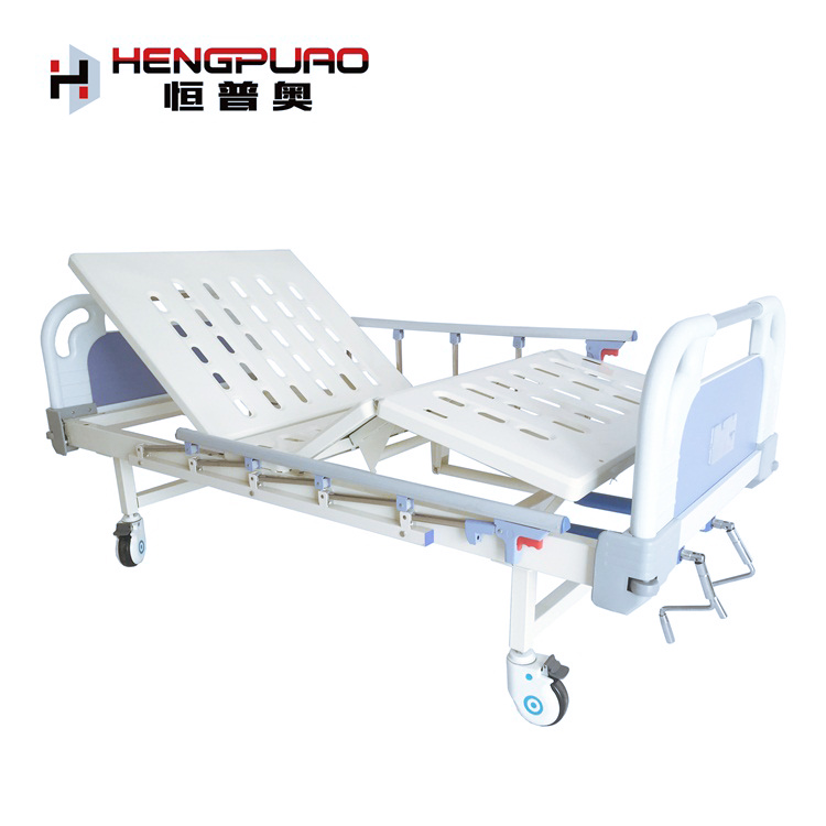 medical supplies and equipment adjustable hospital bed with cheap price