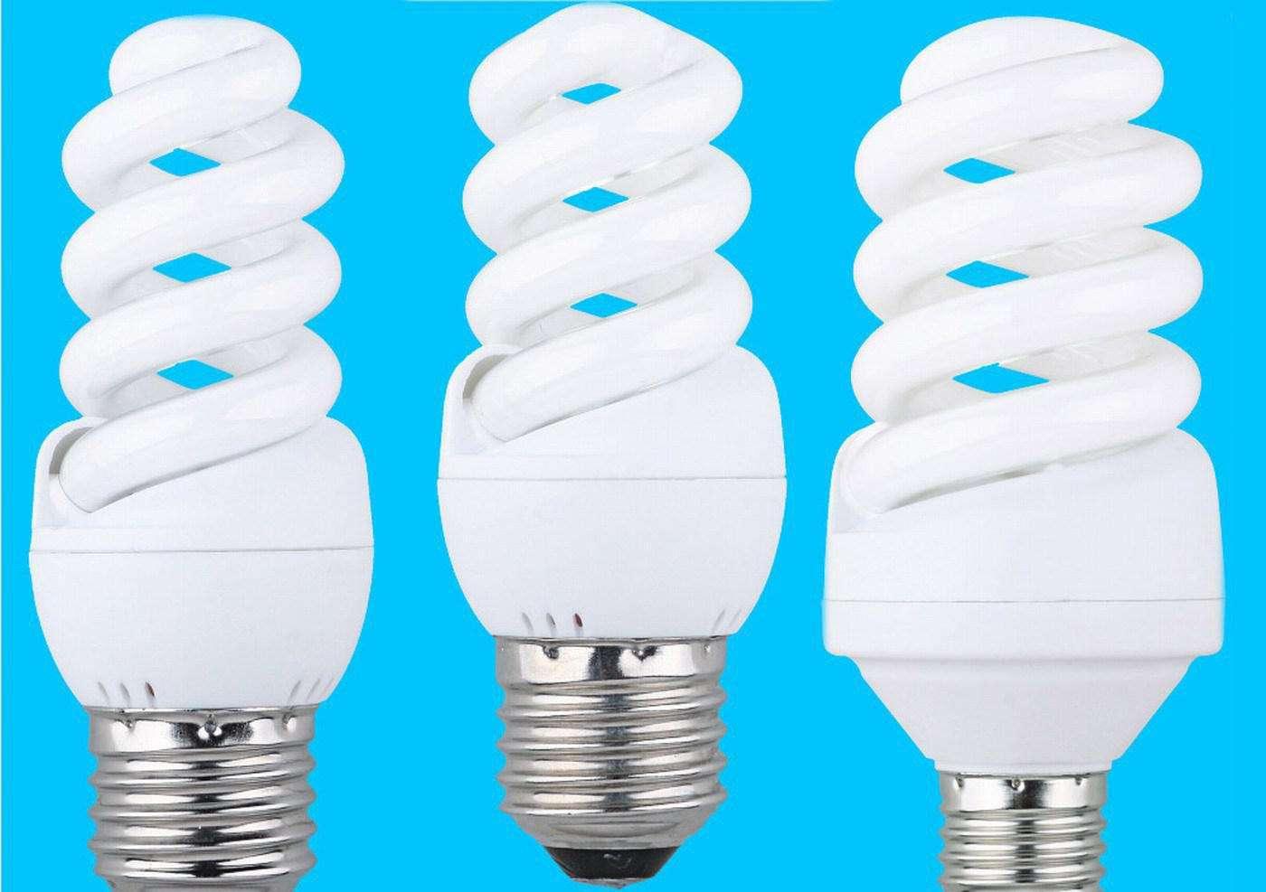 Energysaving Spiral Energysaving Lamp