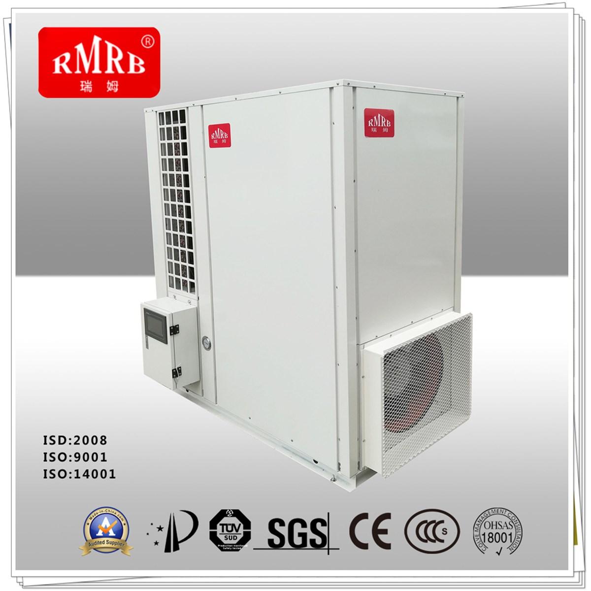 House Use Split Type Air Source Heat Pump Water Heater High Efficiency Heating Supply