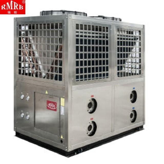 high efficiency heat exchanger air source heater pump heating units