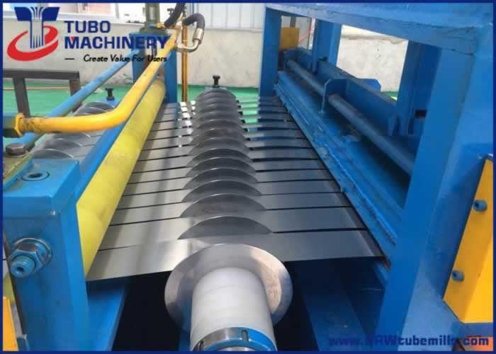 Slitting Line Manufacturer Decoil Slitting Recoil Line