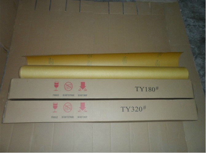 offset printing machine Anti dirty paper TY320 Anti dirty sandpaper 1150x20m TY320