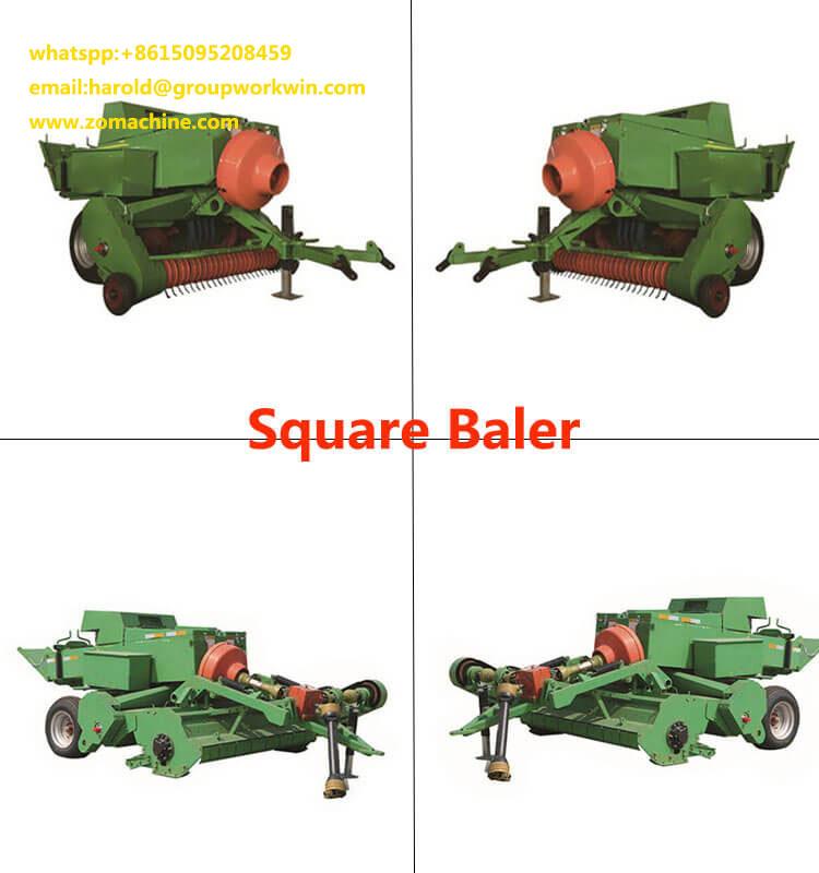 New Square Hay Packer for Sale