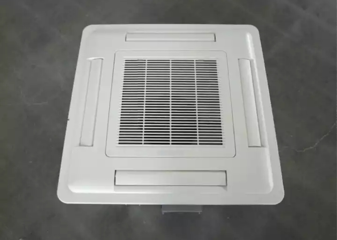 Embedded Ceiling Cooling and heating water air conditioning ceiling air conditioning with card fan coil unit